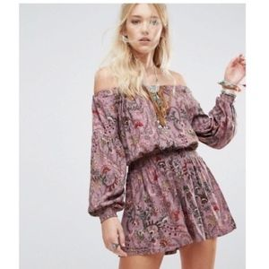 Free People | Pretty & Free Romper